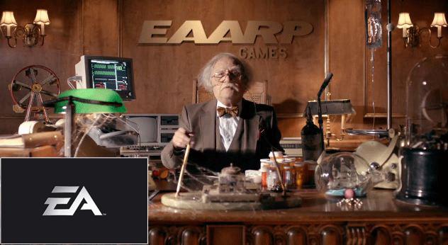 Electronic Arts (EA) kixeye